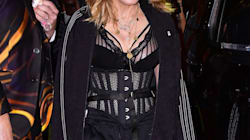 ¡Esperen! ¿Y la foto de Madonna semidesnuda dónde