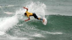 Sacrée championne du monde de surf en ayant perdu sa finale en