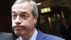 Nigel Farage Resigns As Leader Of U.K. Independence