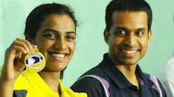 Sindhu Didn't Have A Phone For Three Months, Says Coach