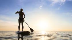 Comment les stand up paddle ont envahi les plages, les lacs et les