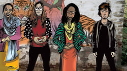 Everyone Must Read This Comic About A Rape Survivor Superhero Fighting For Acid Attack