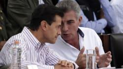 Peña Nieto se queda con las ganas de grabar spot en