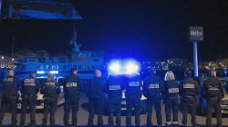 Manifestation de policiers à Marseille, le patron de la police demande