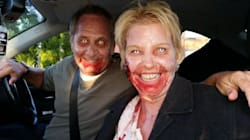 Blood-Soaked Zombies Spark Police Alert On English