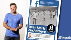 """Mark Zuckerberg es acusado por """"abuso de"""