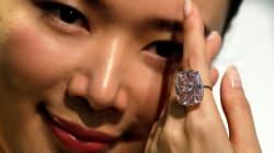 Il diamante rosa più grande al mondo va all'asta (ma nessuno di noi può