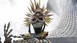El carnaval de Día de Muertos con el que inicia Spectre será realidad este