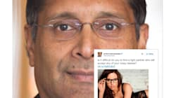 Hackers Post Dating Links On CEA Arvind Subramanian's Twitter