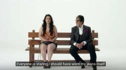 Who Is Surprised That Amitabh Bachchan Is In Yet Another Video On Women's