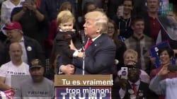 Donald Trump a rencontré son