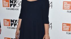 Natalie Portman rayonnante et enceinte à la première de