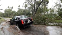 Danger d'inondations meurtrières aux États-Unis après le passage de l'ouragan