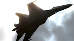 Russian Fighter Jet Flew Within 10 Feet Of U.S. Spy Plane, Officials