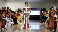 Acid Attack Survivor Reshma Qureshi Steals The Show At New York Fashion