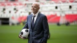 Le patron de la Fifa veut une Coupe du monde dans