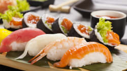 ¿Por qué tu sushi de salmón podría tener TODO menos