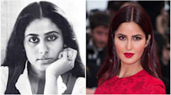Katrina Kaif Getting The Smita Patil Memorial Award Is An Insult To The Talents Of The Late