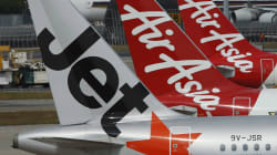 AirAsia And Jetstar Flights Narrowly Avoid Collision At Gold Coast