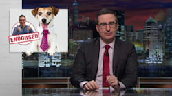 John Oliver Announces His Endorsements For This Election