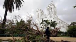 EN FOTOS: El paso del huracán Matthew por el