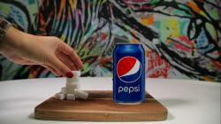 Pepsi va enlever l'équivalent de deux morceaux de sucre de ses