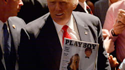 Trump, Who Once Appeared On Playboy Cover, Vows To Crack Down On