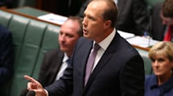 Peter Dutton Blasted For Saying Refugees Would Steal