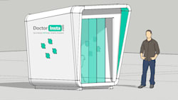 Doctor Insta's Health ATMs Will Give You Remote Checkups
