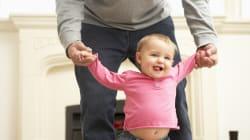 Papá pato y su pequeña patita: mi hija ya