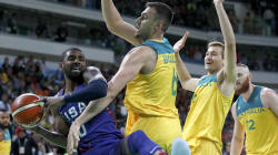 Australia Almost Beats Team USA In Rio Olympics