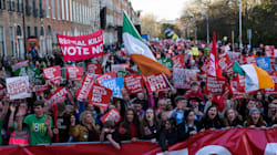 Dublin Divided: Tensions Swell In Irish Capital Ahead Of Historic Abortion