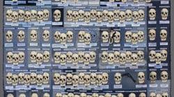 FOTOS: Las colchas del recuerdo para los inmigrantes muertos en la