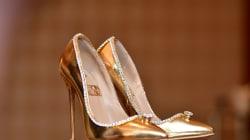 Y los zapatos más caros del mundo