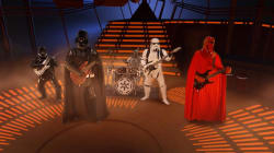 Taking A Love Of Star Wars And Heavy Metal To Its Logical