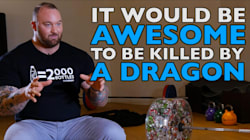 Thor Björnsson: 'Game of Thrones' The Mountain Would Be OK With Death Via