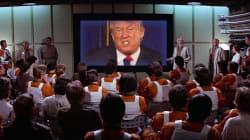 A Galaxy Far, Far Away Reacts To Donald
