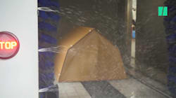 Recyclable Cardboard Festival Tents Are Coming To