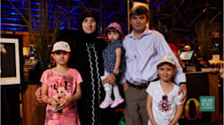 Syrian Newcomers Treated To Cavalia's
