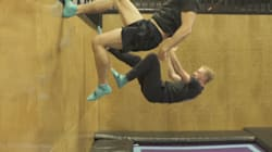 Cool Trampoline Tricks To Impress Your