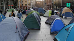 Martin Place Tent City For Sydney's