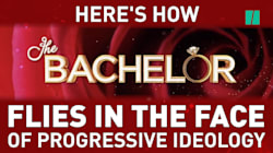 Here's How The Bachelor Flies In The Face Of Progressive