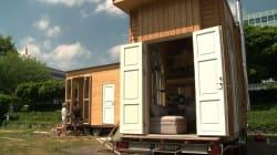 Les mini-maisons, logements miracles pour les