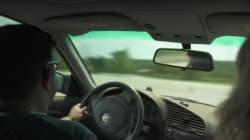 Badass Stunt Driving