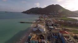 Ce survol de Saint-Martin en drone montre l'ampleur des ravages