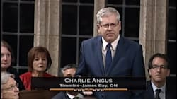 'Go To The Angels, Gord': Charlie Angus Pays Tribute To Gord