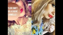 Taylor Swift a un sosie