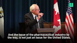 Big Pharma 'Cannot Continue To Rip Off' Canadians, Americans: