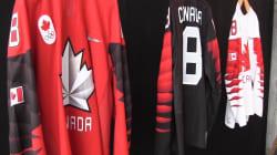 Des nouveaux chandails pour Hockey
