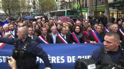 En France, des élus tentent d'empêcher une prière de